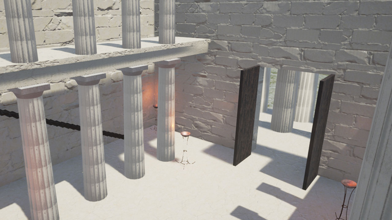 Render 3 entorno 3D interactivo con Unreal Engine 4